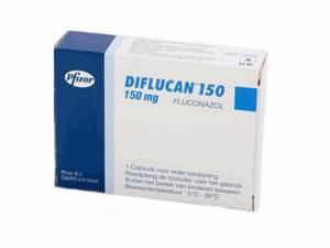 Diflucan läkemedel mot svamp på penis